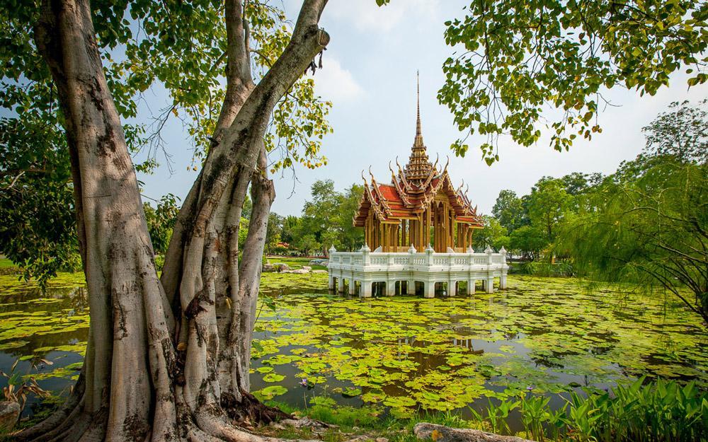 پارک پادشاه رامای نهم، بانکوک
