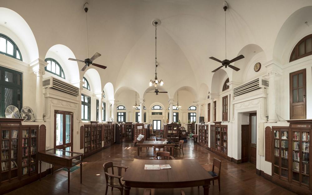 کتابخانه Neilson Hays، بانکوک