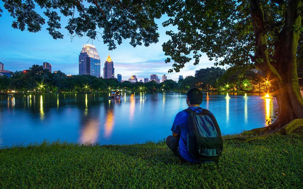 پارک لومپینی بانکوک (تایلند)