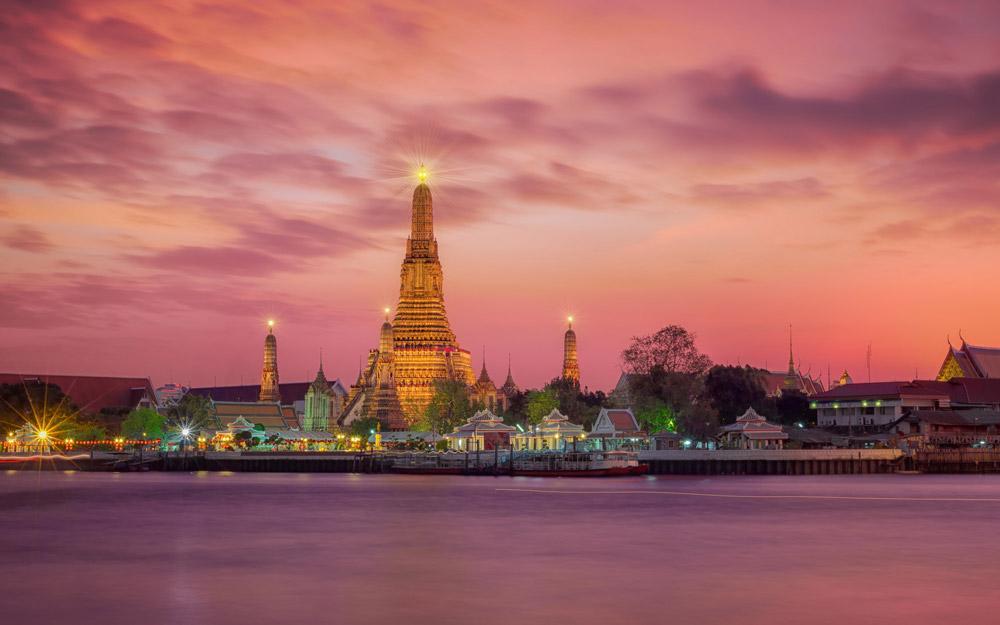 وات آرون بانکوک (تایلند)