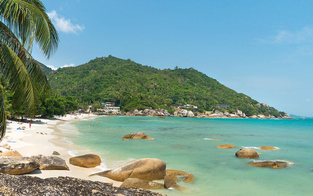 ساحل نقره ای سامویی (تایلند)