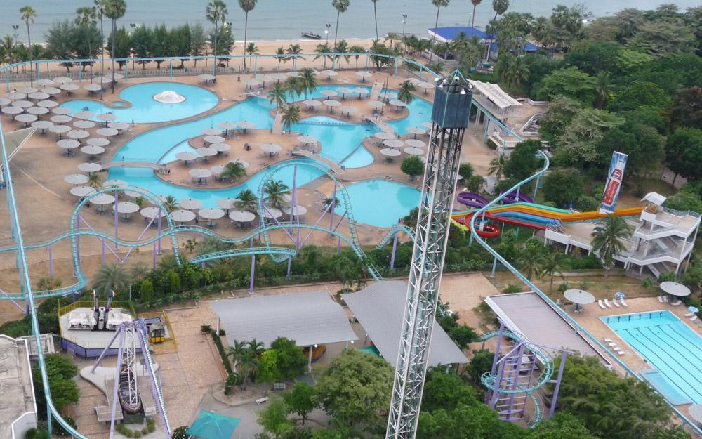پارک پاتایا (تایلند)