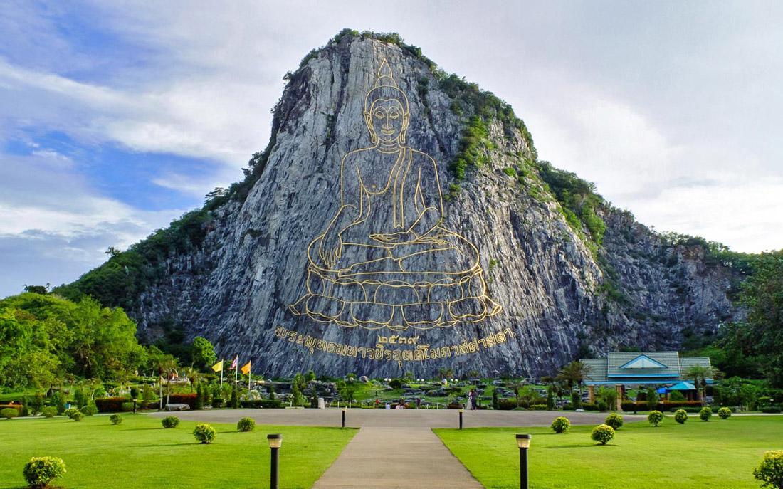 کوهستان بودا پاتایا (تایلند)