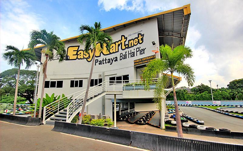 کارتینگ آسان پاتایا (تایلند)