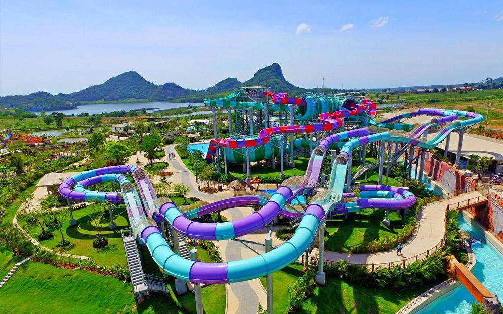 پارک آبی رامایانا پاتایا (تایلند)