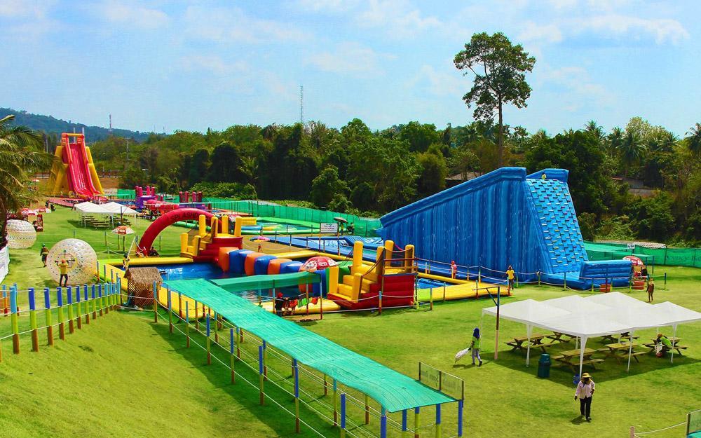 پارک آبی Splashdown پاتایا (تایلند)