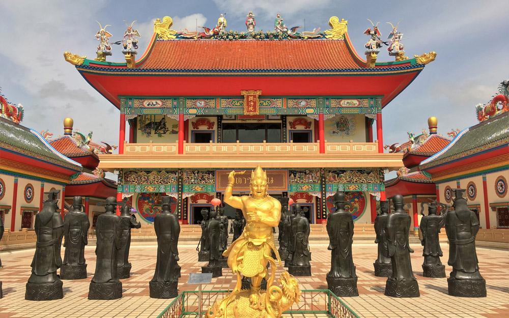 موزه Viharn Sien پاتایا (تایلند)