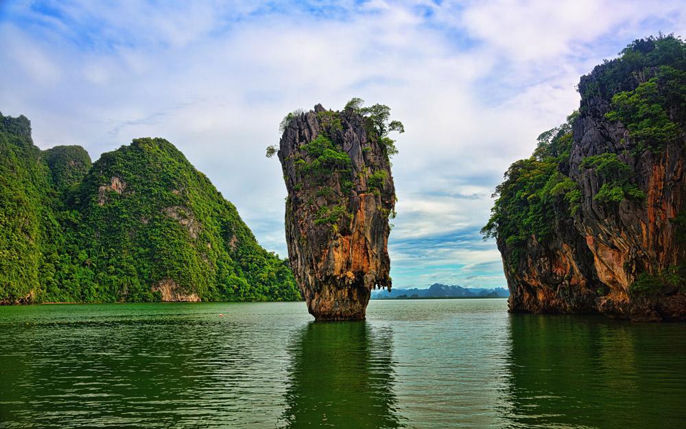 جزیره جیمز باند پوکت (تایلند)