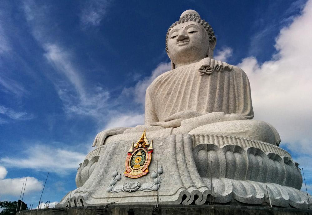 بودای بزرگ پوکت (تایلند)