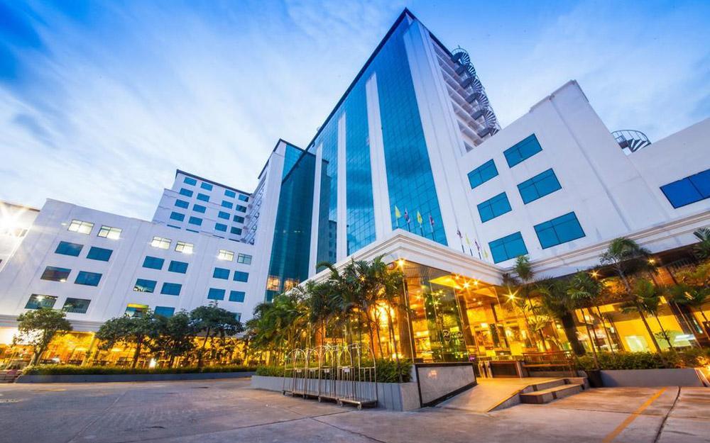 هتل بوتیک سیتی پاتایا (تایلند)