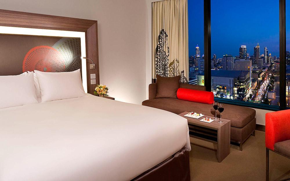 هتل نووتل پلاتینیوم پراتونام بانکوک (تایلند)