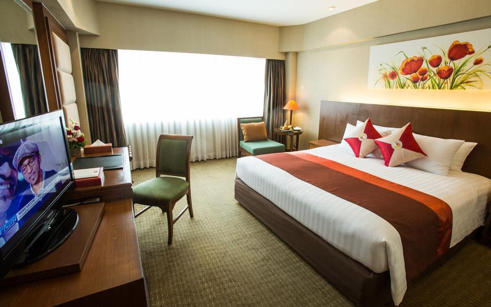 هتل رامادا پلازا بانکوک مینام ریورساید (تایلند)