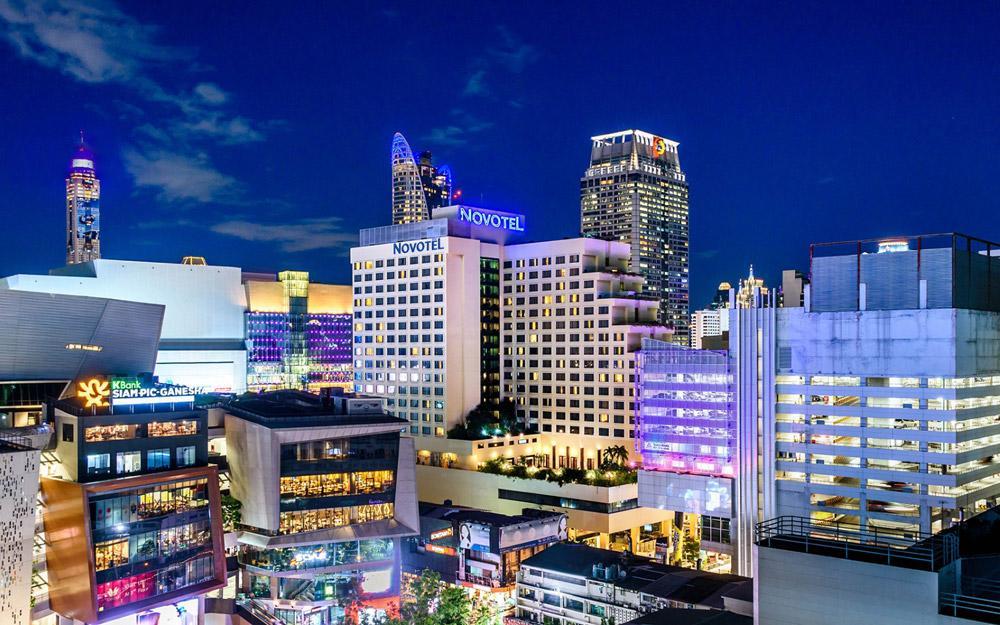 هتل نووتل بانکوک آن سیام اسکوئر (تایلند)