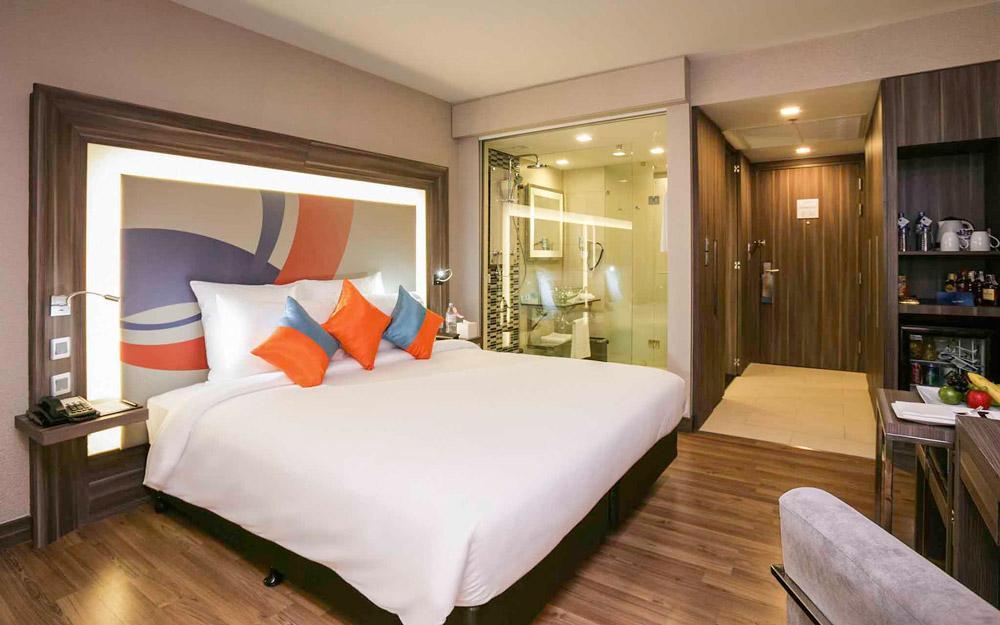 هتل نووتل بانکوک ایمپکت (تایلند)