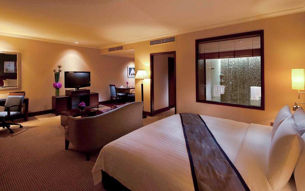 هتل نووتل بانکوک سووارنابومی ایرپورت (تایلند)