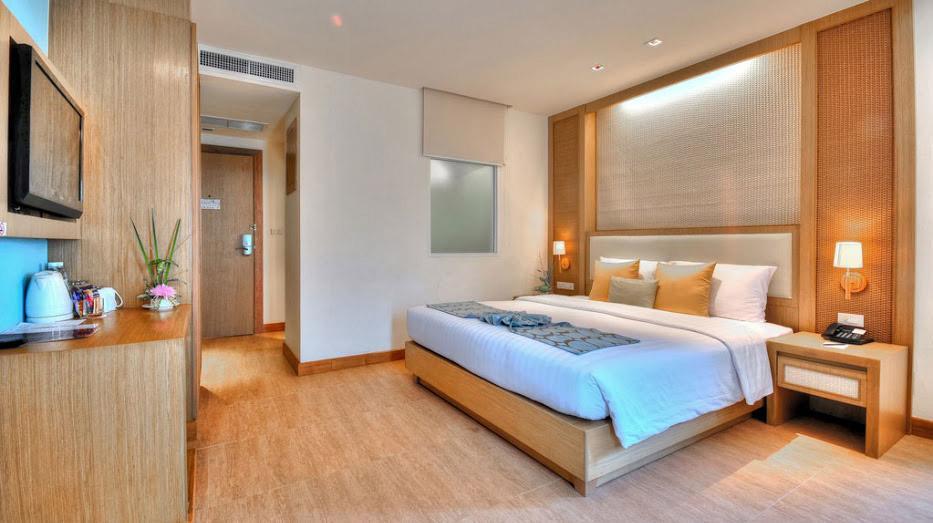 هتل اشلی پلازا پاتونگ پوکت (تایلند)