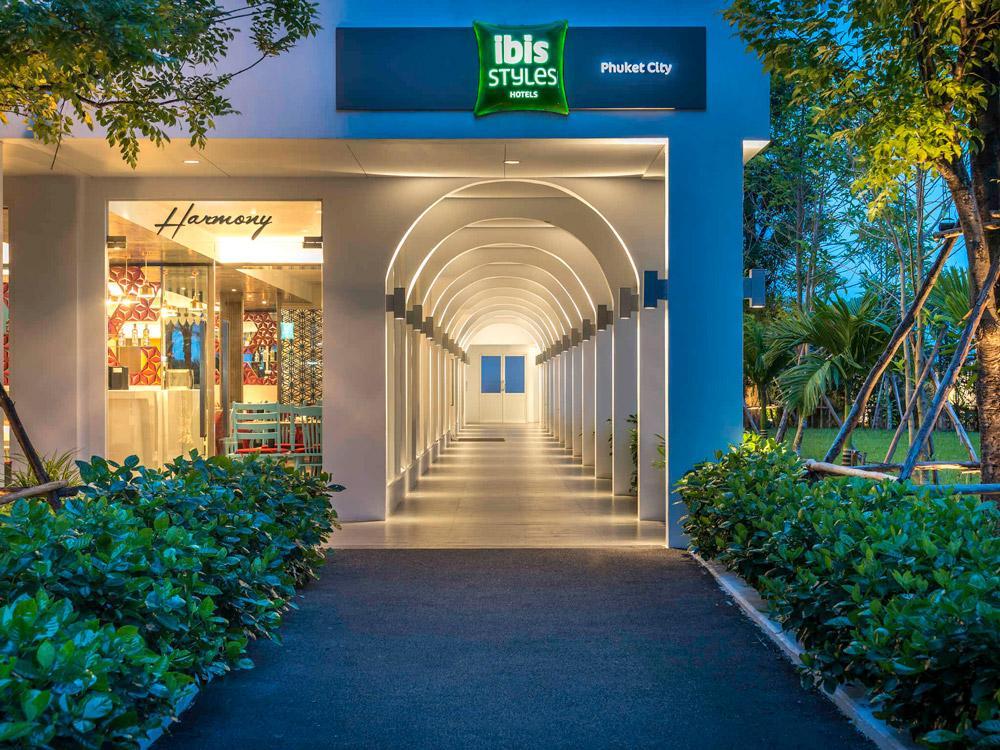 هتل ایبیس استایلز پوکت سیتی (تایلند)