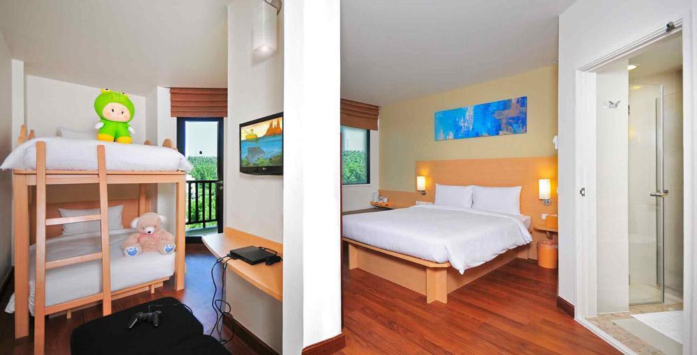 هتل ایبیس پوکت کاتا (تایلند)