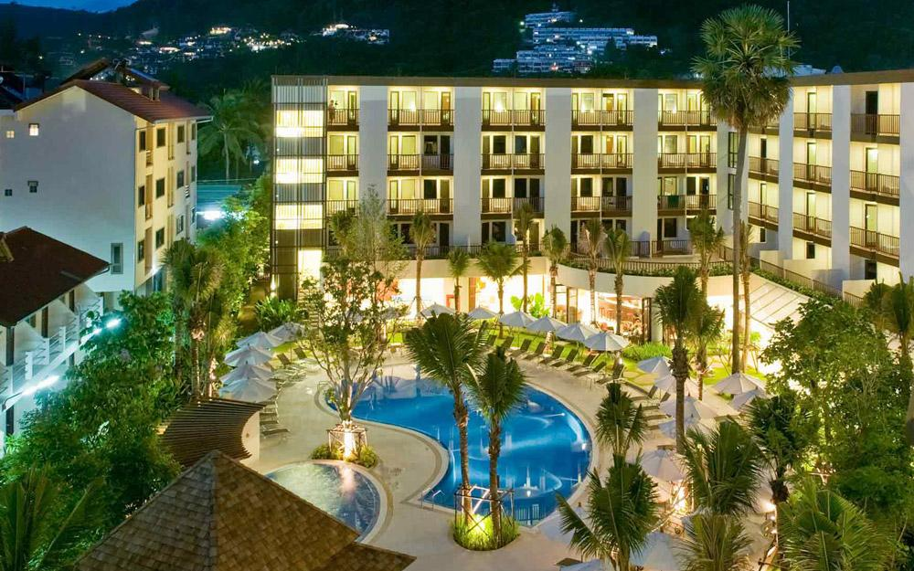 هتل ایبیس پوکت پاتونگ (تایلند)