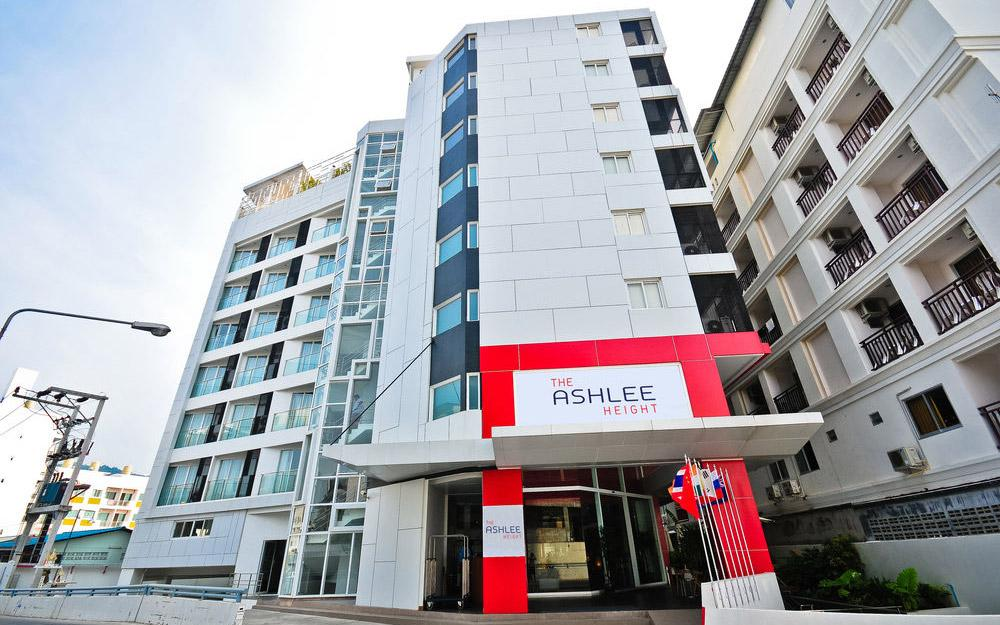 هتل اشلی هایتس پاتونگ پوکت (تایلند)