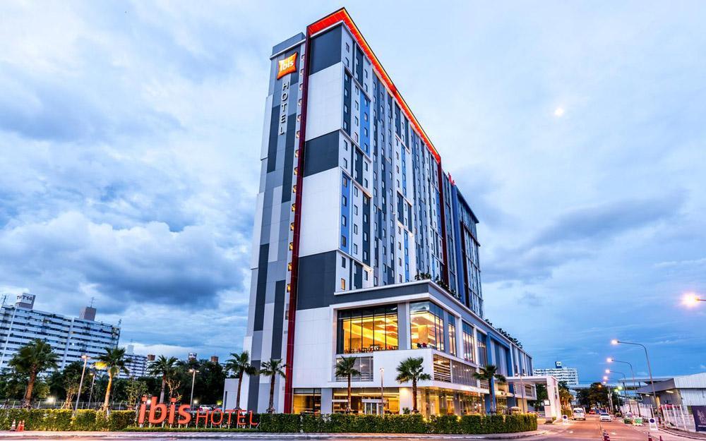 هتل ایبیس بانکوک ایمپکت (تایلند)