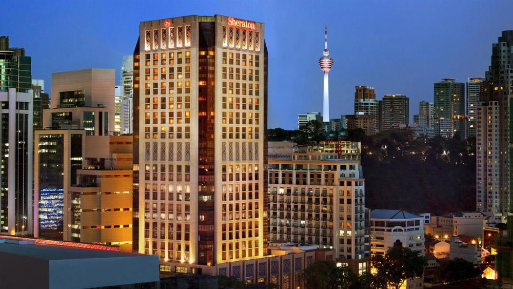 هتل شرایتون امپریال کوالالامپور (مالزی)
